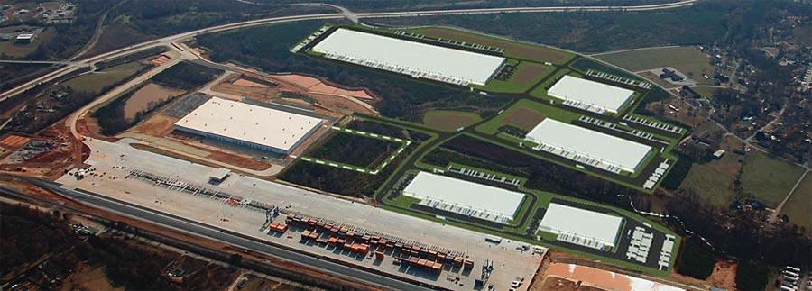 GSP logistics park