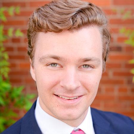 Headshot of Kyle