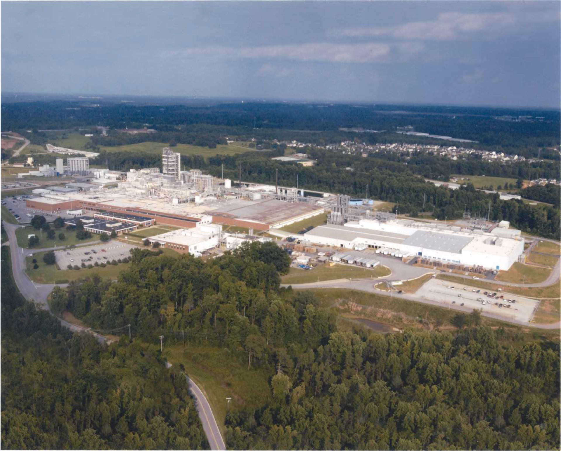 industrial expansion in Greer