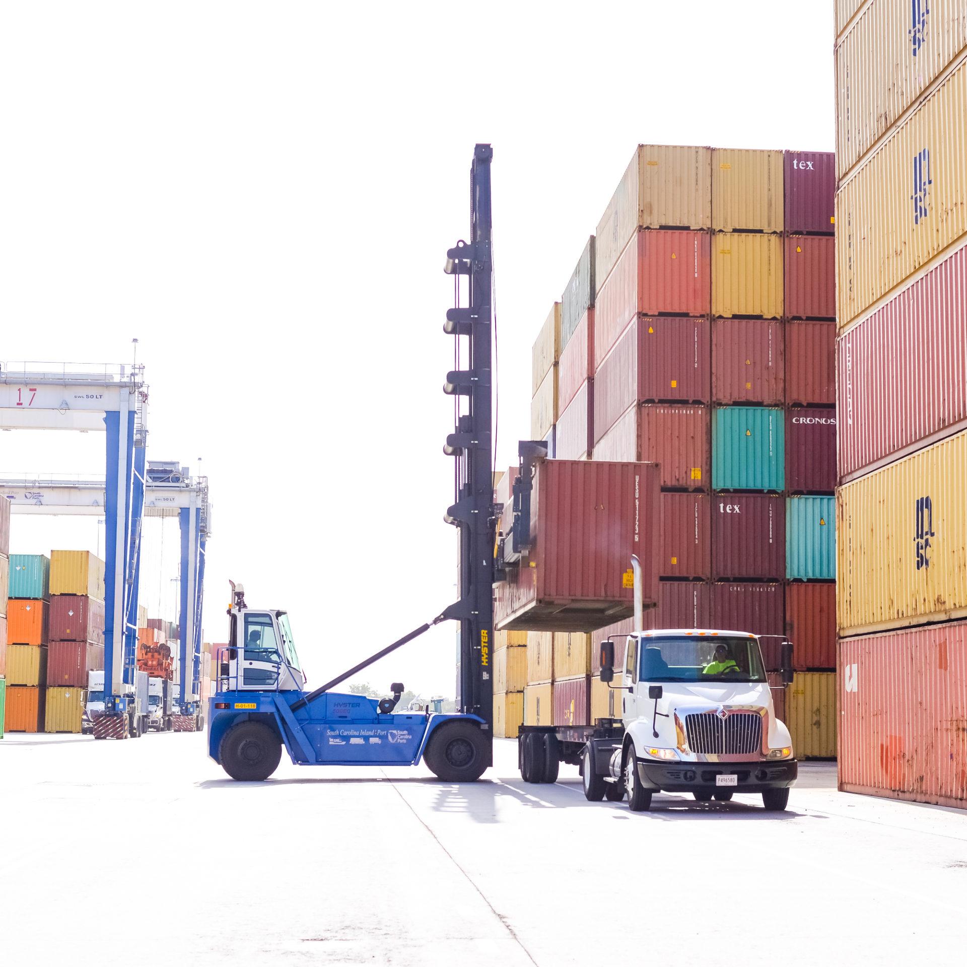 sc inland port
