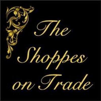 Shoppes on Trade logo