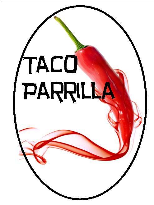 Taco Parrilla in Greer logo