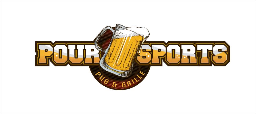 Pour Sports logo
