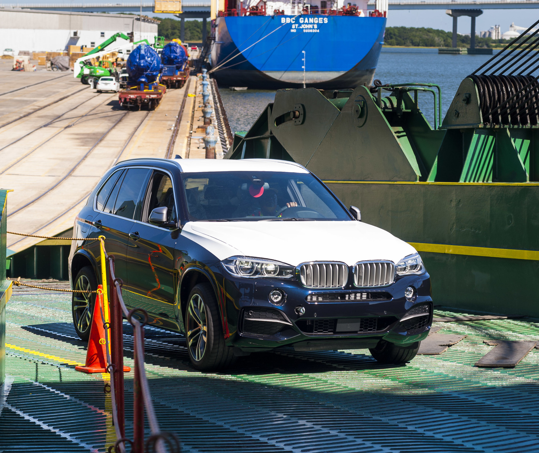 BMW Exports Its 2,000,000th Vehicle From South Carolina