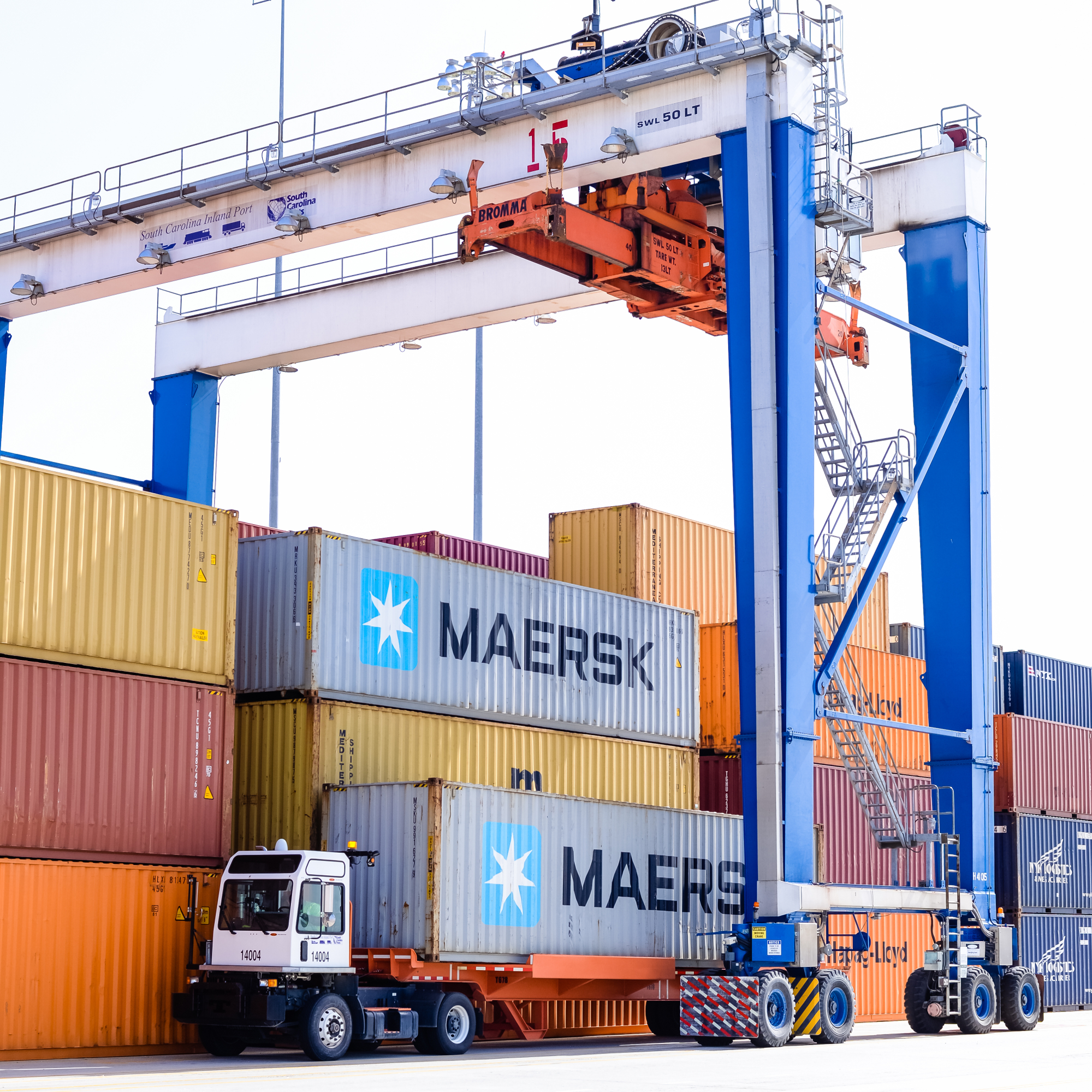 Ports Authority Allocates $2.2M For Greer Inland Port
