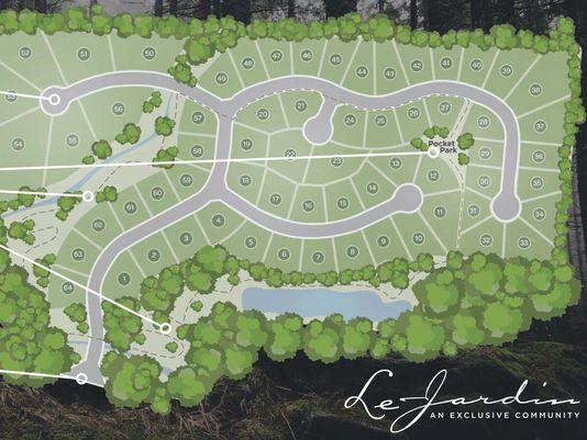 Serenity Rediscovered...Stoneledge Properties Breaks Ground at Le Jardin