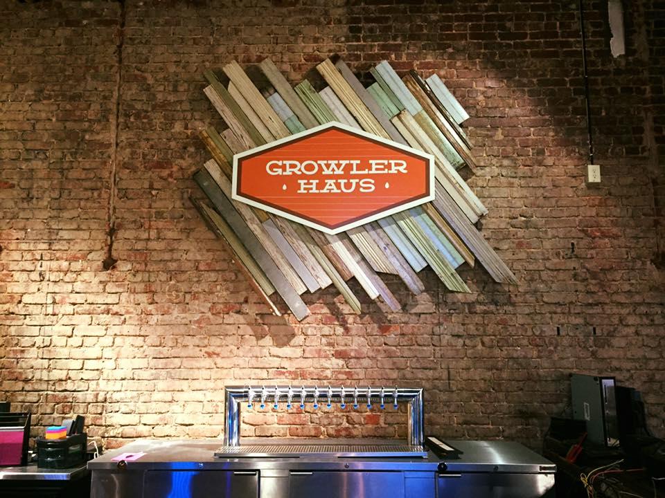 Growler Haus is Bringing Their Craft Beer Tribe to Downtown Greer
