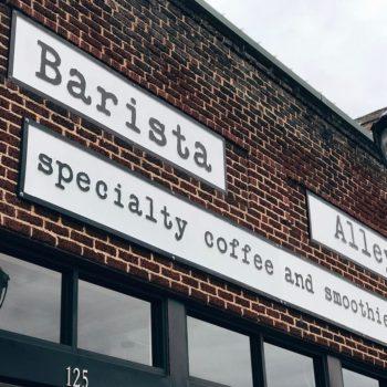 Barista Alley