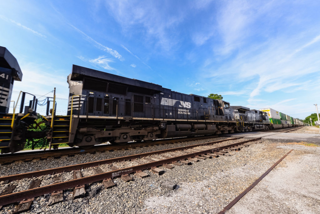 Inland Port Greer Achieves New Record for Rail Lifts