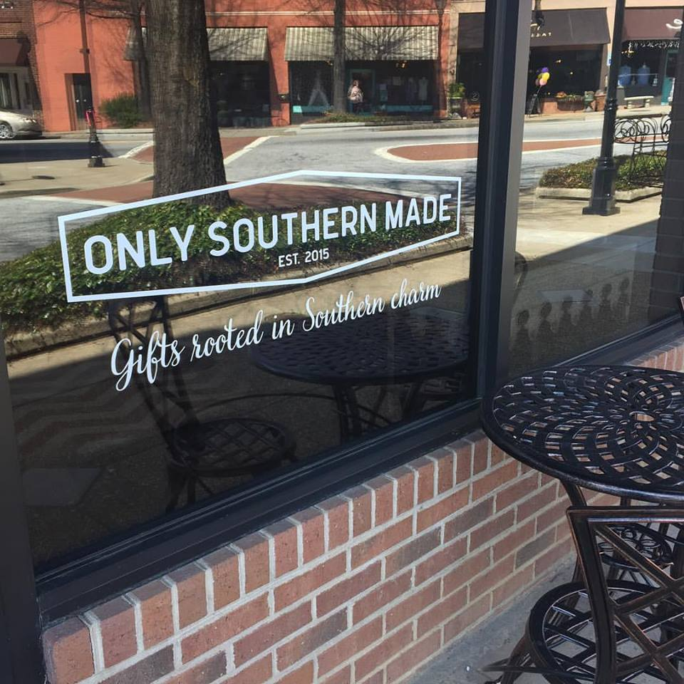 Only Southern Made Opens Storefront In Downtown Greer