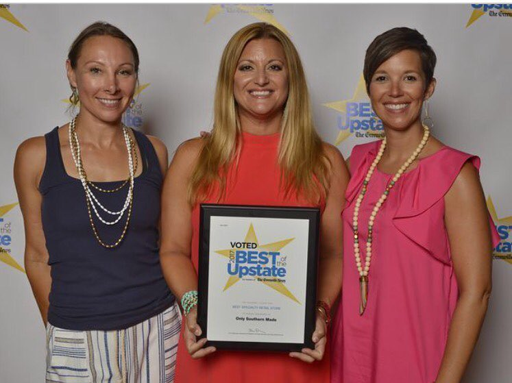 Only Southern Made Wins Greer Station Summer Marketing Match Contest