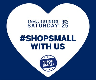 shop small logo graphic