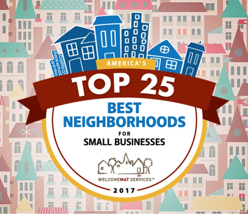 Greer In Top 25 Best Neighborhoods For Small Business