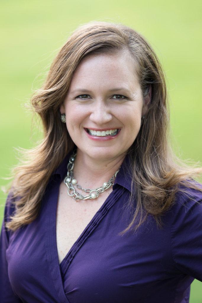 Headshot of president of Greer Chamber of Commerce Marjorie Dowd