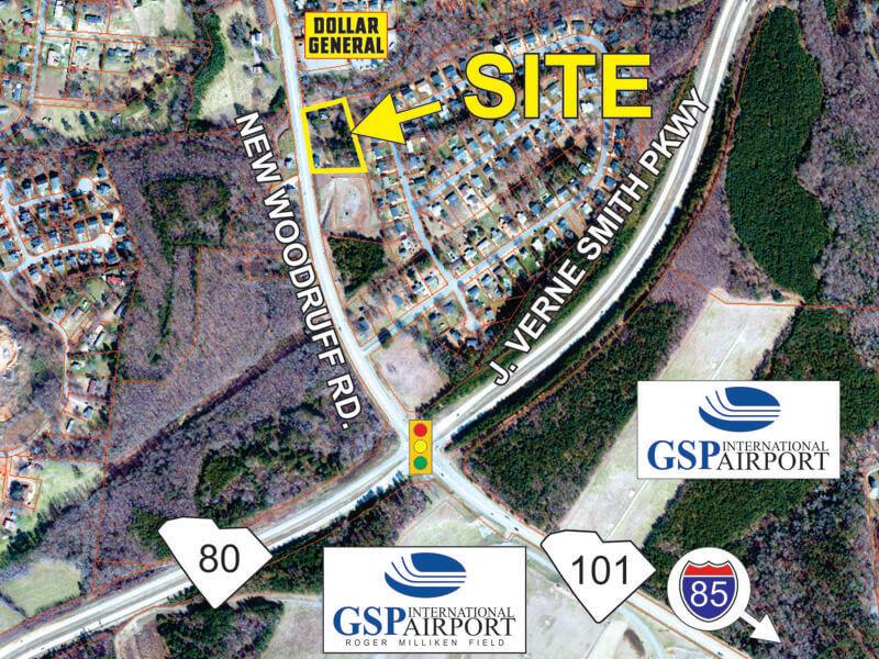 501 New Woodruff Road, ,Commercial,For Sale,New Woodruff Road,1197